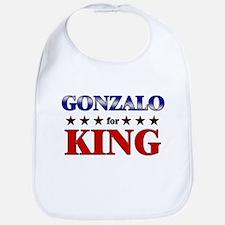 GONZALO for king Bib