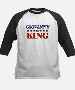 GIOVANNY for king Tee