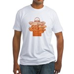 Mexican Holiday Fitted T-Shirt
