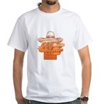 Mexican Holiday White T-Shirt
