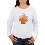 Mexican Holiday Women's Long Sleeve T-Shirt