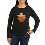 Mexican Holiday Women's Long Sleeve Dark T-Shirt