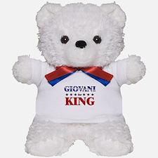 GIOVANI for king Teddy Bear