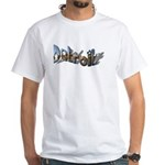 DETROIT CITY ART White T-Shirt