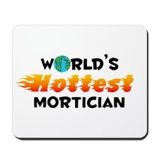 World's Hottest Morti.. (C) Mousepad