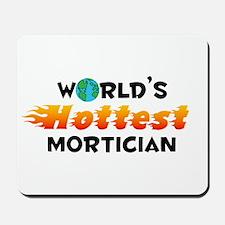 World's Hottest Morti.. (C) Mousepad