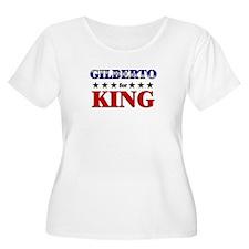 GILBERTO for king T-Shirt