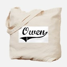 Owen (vintage) Tote Bag