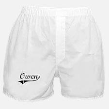 Owen (vintage) Boxer Shorts
