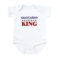GIANCARLO for king Infant Bodysuit