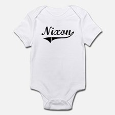 Nixon (vintage) Infant Bodysuit
