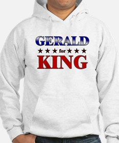 GERALD for king Hoodie