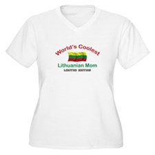 Coolest Lithuanian Mom T-Shirt