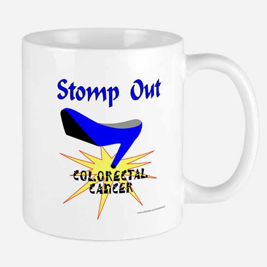COLORECTAL CANCER Mug