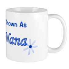 Soon To Be Known As Great Nan Mug
