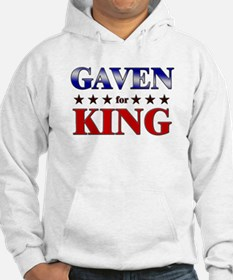 GAVEN for king Hoodie