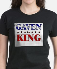 GAVEN for king Tee