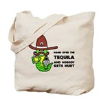 Funny Tequila Tote Bag