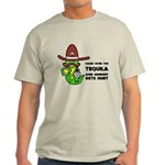 Funny Tequila Light T-Shirt