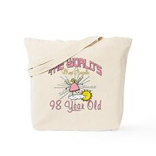 Angelic At 98 Tote Bag
