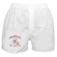 Angelic At 98 Boxer Shorts