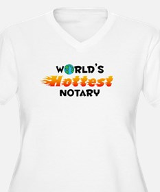 World's Hottest Notary (C) T-Shirt