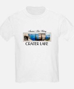 Crater Lake Americasbesthistory T-Shirt