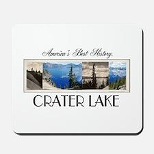 Crater Lake Americasbesthistory.com Mousepad