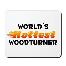 World's Hottest Woodt.. (B) Mousepad
