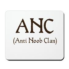 ANC (anti noob clan) Mousepad