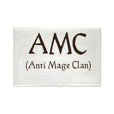 AMC (anti mage clan) Rectangle Magnet
