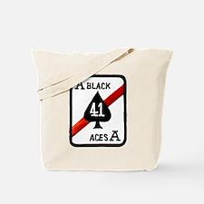 VF 41 / VFA 41 Black Aces Tote Bag