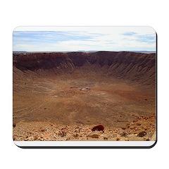 Barringer Meteorite Crater Mousepad