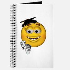Graduation Smiley Journal