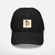 Graduation Smiley Baseball Hat