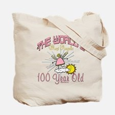 Angelic At 89 Tote Bag