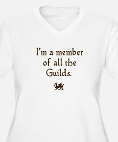 im a member of the guilds  T-Shirt