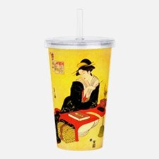 Immortal Poets Acrylic Double-wall Tumbler