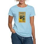 Sew For Victory - War Poster Women's Light T-Shirt