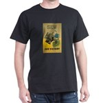Sew For Victory - War Poster Dark T-Shirt