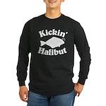 Halibut Long Sleeve Dark T-Shirt