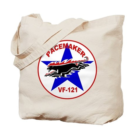 VF 121 Pacemaker Tote Bag