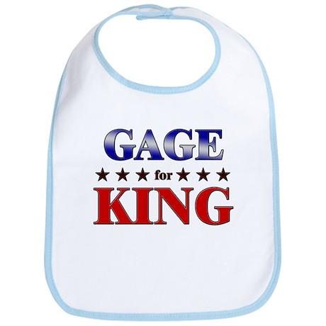 GAGE for king Bib