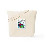 I'm a Knitting Nancy Tote Bag