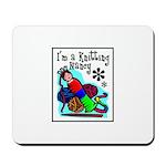 I'm a Knitting Nancy Mousepad