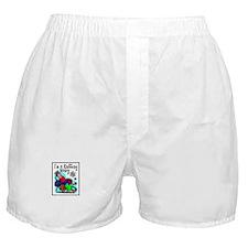 I'm a Knitting Nancy Boxer Shorts