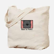 Anime Bouvier Tote Bag