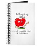Knitting and Chocolate Journal