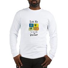 St. Patrick's Day - Irish Qui Long Sleeve T-Shirt
