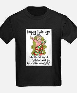 Happy Holidays - Quilter T